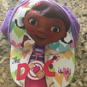Disney Accessories - Disney Kids Doc McStuffins Hat - Adjustable Sizing 8803bfccb043
